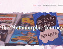 The Metaphormic Journy Website Design