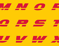 DHL | Promotional Poster