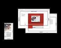 Website – Stefan Mader Design