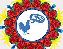 Uth Oye designs- Cause based Clothing