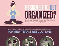 Getting Organized For Your Health's Sake