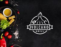 Branding & Social | Volcano Grill