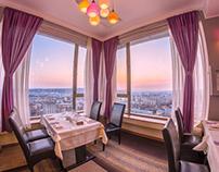 Design interior - Restaurant Panoramic 13