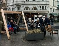 Winter in Antwerpen