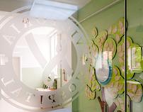 Design interior -  Victoria Hospital