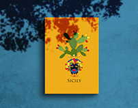 Серія ілюстрацій Sicily