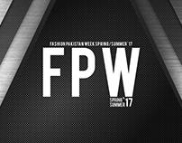 FASHION PAKISTAN WEEK SPRING/SUMMER 17