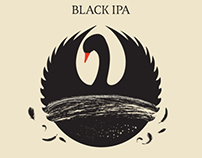 Black Swan Pump Clip