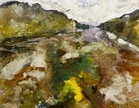 Scotland 5 paintings
