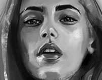 Speed Paintings