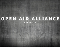 Open Aid Alliance Brand Identity