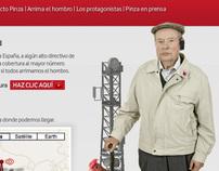 Vodafone. Proyecto Pinza