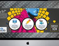 Mado Designs Website