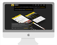 Seriously Inc. website redesign to responsive