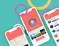 Mapbook Mobile App UX/UI Design