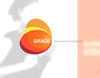 GRACE scholarship foundation brand Identity