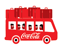 Coca Cola happiness Shuttle