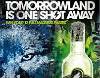 PRINT // Eristoff Lime - Tomorrowland Event Kit