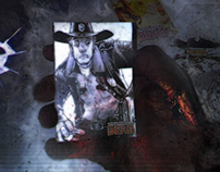 The Walking dead Trading Card game proyect