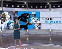 NFL Network   Monitor System
