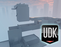 UDK FPS / Puzzle Game project