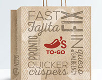 Chili's To Go Packaging