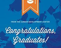 Congratulations, Graduates Poster