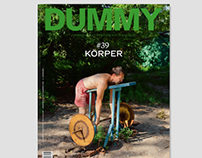 DUMMY Magazine #39