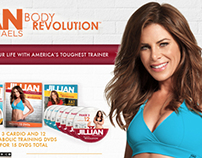 Jillian Michaels Body Revolution Website