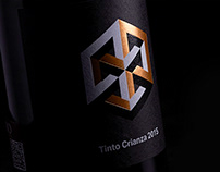 Ernesto Del Palacio - Branding & Wine packaging