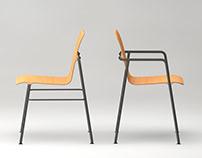 Core chair B