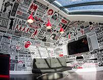 Olly Murs - Music Room Installation
