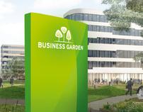 identity / business garden