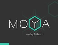 MOYA web platform