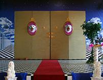 Joy Interior design - Glamour, eclectica, elegance