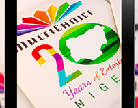 MY ENTRY FOR THE MULTICHOICE NIGERIA LOGO COMPETITION