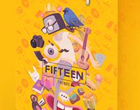 Fifteen Brand