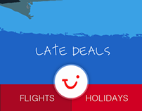 Holiday Late Deals App