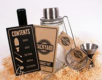 Backyard Bartending - Mixologist Kit