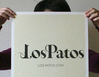 Los Patos Limited Screen prints