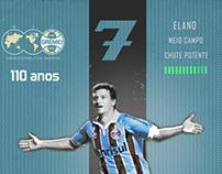 Grêmio, 110 Anos