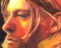 Kurt Cobain Sketches