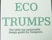 Eco Trumps –Ethical Design