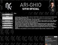 Diseño web:  www.arighio.com.ar