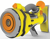 Super Soaker Design