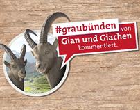 Graubünden #Hashtag