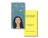 Business Card Design - Self