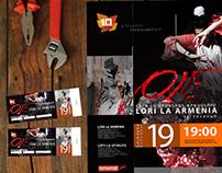 LORI LA ARMENIA Event Branding