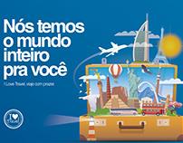 I Love Travel | Advertising