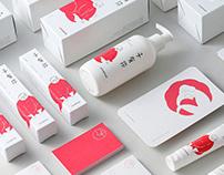 ISUNEED|Branding & Packaging